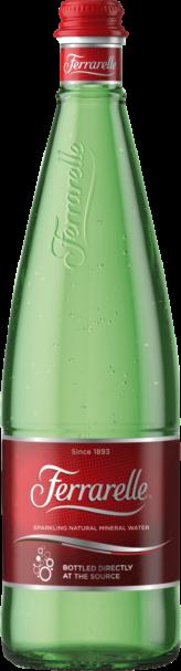 bottle Ferrarelle