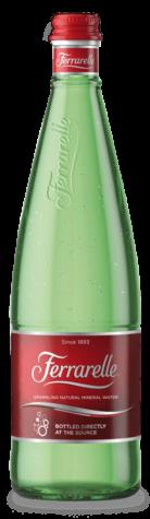 bottle ferrarelle 33cl